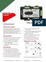 InteliSys NTC Hybrid Datasheet