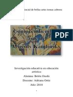 Investigacion Kandinsky