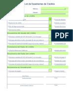 Formularios Semanal -