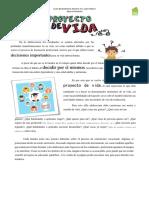 Escuela para padres - Proyecto e vida