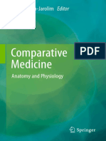 Comparative Medicine, Anatomy and Physiology