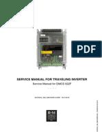 Dinadrive r&m Manual