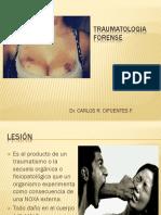 Traumatología Dr. Cifuentes C#3