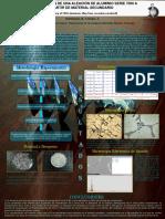 Poster Recuperación de Aluminio