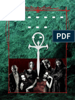 Masquerade by Night - Player's Handbook