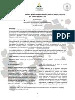 Jairo Utate García Práctica metodológica de maestros de ciencias