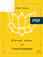 William Atkinson - Plexul Solar Sau Creierul Abdominal