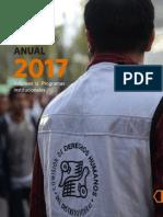 CDHDF 2017 Informe Anual Comision de Derechos Humanos Del Distrito Federal Vol II