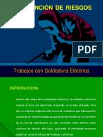 Curso Seguridad Soldadura Electrica