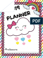 Planner Chuva de Amor PEPITO