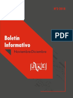 Boletin Informativo Asociación Nacional de Compositores Chile ANC 02-2018D