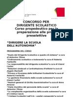 Locandina Corso Per Dirigente Scolastico-1