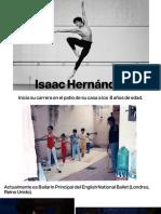 Isaac Hernández - Vida y Trayectoria (ESP)