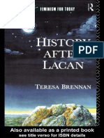 Teresa Brennan - History After Lacan (1993, Routledge).pdf