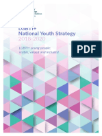 National Youth Strategy