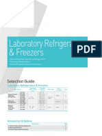 08 Laboratory Refrigerators & Freezers