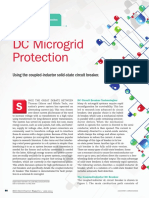 DC Microgride Protection