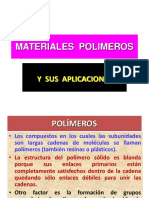 LECCION N° 10 - POLIMEROS