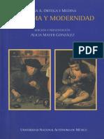 Ortega y Medina, Juan. - Reforma y Modernidad [1999]