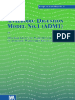 Anaerobic Digestion Model No. 1 ADM1