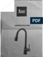 Teka America Plus 880