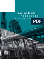 Catálogo Productos Protección Catódica