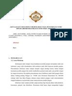 Laporan Satop Aktualisasi Kel 1 (Belum Fix)