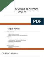 0. Introduccion Elaboracion de Proyectos Civiles