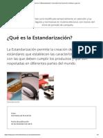 ¿Qué Es La Estandarización_ _ Secretaría de Economía _ Gobierno _ Gob.mx