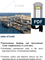 11 Letter of Credit