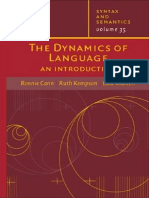 Caan et al - The Dynamics of Language - an Introduction.pdf