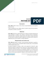 01 Especificaciones Tecnicas Pintura Bituminosa