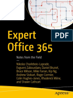 Expert Office 365 Notes From the Field