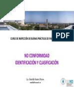 07 Identificación y Clasificación de Las NC