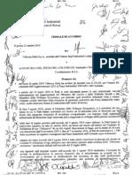 Verbale Di Accordo Formazione - Cds 21-10-2010