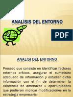 Análisis Del Entorno General
