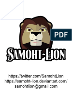 Samoht Product Catalog Voltron and Brony
