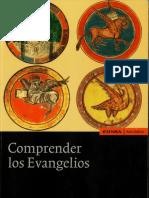 BALAGUER, V., Comprender los Evangelios, 2005.pdf