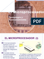 El microprocesador