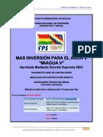 Ampl. Sist. Agua Potable b. Universitario - Porvenir