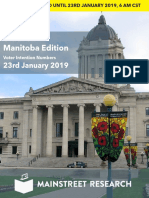 Mainstreet Mb 19january2019