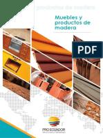 Muebles y Productos de Madera