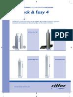 Ritter 2 Komponenten Kartuschen CIC Easy 4 Cartridge[1]