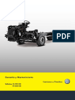 Manual de Garantia e Manutenção vw 15-190