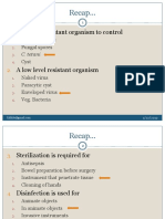 23 Classification of Disinfectants
