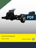Manual de Instruções de Operação VW18-330