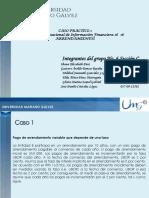 Caso 1 y 2NIIF 16 Grupo 6 Sección C