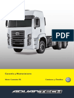 Manual de Garantia e Manutenção VW 17-330