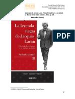 GRAMMAR Leyenda Negra de Jacques Lacan