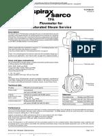 TFA Flowmeter TI